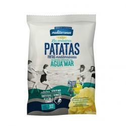 Patatas fritas Mediterránea con Agua de Mar