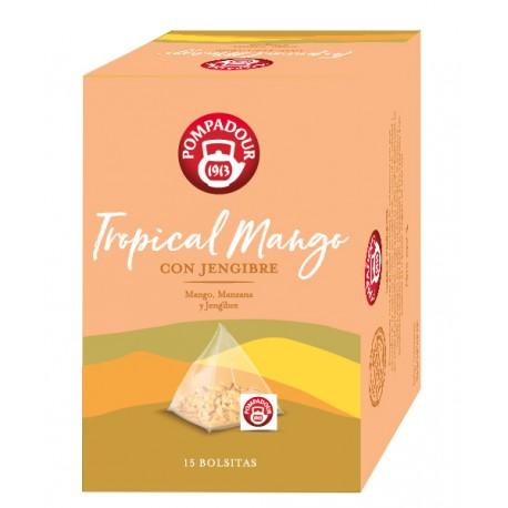 Tropical Mango con Jengibre