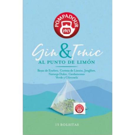 Gin & Tonic al Punto de limón
