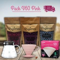Pack V60 Pink