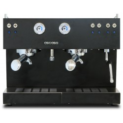 Cafetera Steel TRIO Black