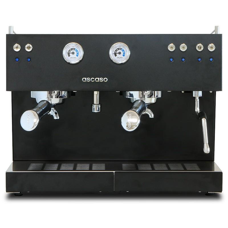 Cafetera Steel TRIO Black