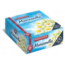 Manzanilla 100 unidades