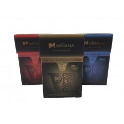 Pack 3 variedades