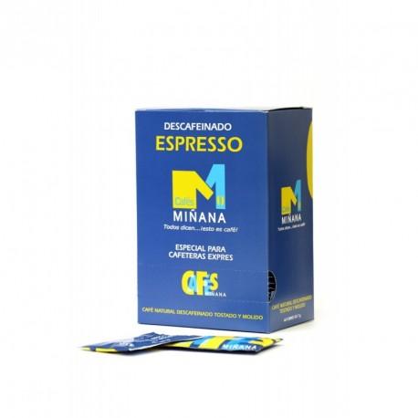 Café Descafeinado Espresso
