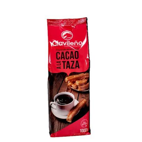 Chocolate a la taza El Clavileño