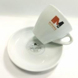 Caja de 6 tazas café con leche