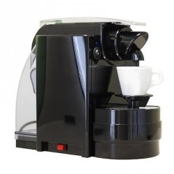 Cafetera Espresso del Capitano negra